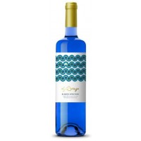El Borujo - Vino Blanco Afrutado Weißwein fruchtig 11% Vol. 750ml hergestellt auf Teneriffa