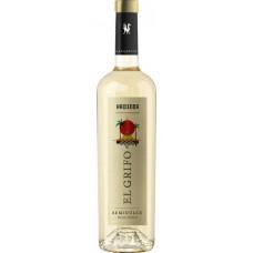 Bodega El Grifo - Vino Blanco Malvasia Semidulce Weißwein halbtrocken 13% Vol. 750ml hergestellt auf Lanzarote - LAGERWARE