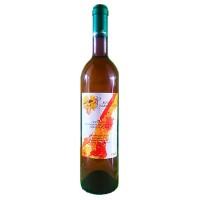 Bodegas Plaza Perdida - Vino Blanco Weißwein halbtrocken 11,5% Vol. 750ml hergestellt auf Gran Canaria
