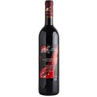 Bodegas Plaza Perdida - Vino Tinto Rotwein halbtrocken 750ml hergestellt auf Gran Canaria