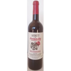 Secreto de Antonika - Vino Tinto Tradicional Rotwein trocken 12,5% Vol. 750ml hergestellt auf Teneriffa - LAGERWARE