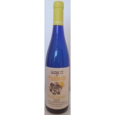 Secreto de Antonika - Vino Blanco Afrutado Weißwein fruchtig 10,5% Vol. 750ml hergestellt auf Teneriffa - LAGERWARE