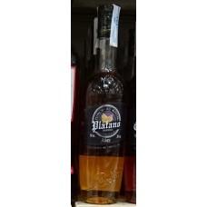 Ron Aldea - Punch au Rhum Platano Licor de Ron Bananen-Likör auf Rumbasis 700ml 20% Vol. hergestellt auf La Palma - LAGERWARE