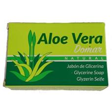 Aloe Vera Domar - Glyzerin Seife Jabon glicerina Aloe Vera 100g hergestellt auf Teneriffa - LAGERWARE