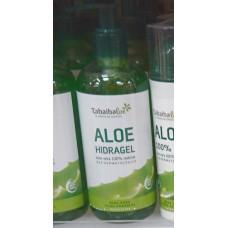 Tabaibaloe - Hidragel Aloe Vera 300ml Flasche hergestellt auf Teneriffa - LAGERWARE