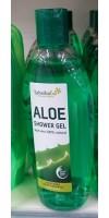 Tabaibaloe - Aloe Shower Gel 100% natural Aloe Vera 250ml hergestellt auf Teneriffa - LAGERWARE