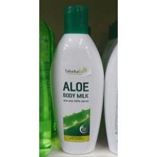 Tabaibaloe - Body Milk Aloe Vera 250ml hergestellt auf Teneriffa - LAGERWARE