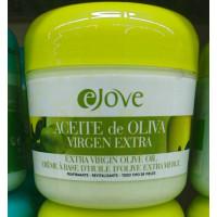 Ejove - Aceite de Oliva Virgen Extra Körpercreme mit Olivenöl 300ml hergestellt auf Gran Canaria