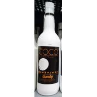 Artemi - Dundy Licor de Coco Kokoslikör 1l 17% Vol. hergestellt auf Gran Canaria