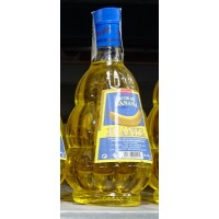 Artemi - Licor de Banana Juanita Bananenlikör 20% Vol. 700ml hergestellt auf Gran Canaria
