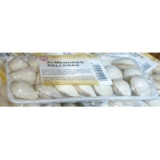 Dulceria Nublo - Almendras Rellenas mandelförmige Oblaten mit Mandelcreme 200g hergestellt auf Gran Canaria