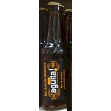 agüita! - San Antonio Milestone Cerveza Miel de retama y Gofio Bier 330ml Glasflasche hergestellt auf Teneriffa