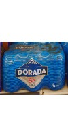 Dorada - Sin Alc. Pilsen Cerveza Bier alkoholfrei 6x 330ml Dose hergestellt auf Teneriffa - LAGERWARE