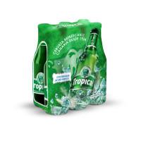 Tropical - Pilsen Cerveza Bier 4,7% Vol. 6x 250ml Glasflasche Sixpack hergestellt auf Gran Canaria