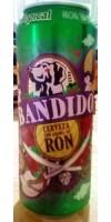 Tropical - Bandido Cerveza & Ron Bier & Rum 5,9% Vol. 6x 500ml Dose hergestellt auf Gran Canaria - LAGERWARE