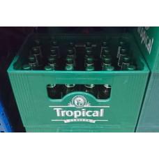 Tropical - Bier Kiste 24x 330ml Flasche 4,7% Vol. Mehrweg inkl. Pfand hergestellt auf Gran Canaria