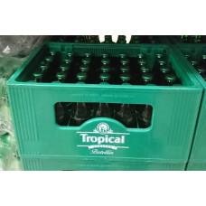 Tropical - Bier Kiste 35x 200ml Flasche 4,7% Vol. Mehrweg inkl. Pfand hergestellt auf Gran Canaria
