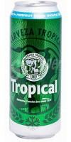 Tropical - Cerveza Pilsen Bier 4,7% Vol. 500ml Dose hergestellt auf Gran Canaria - LAGERWARE