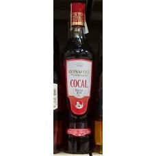 Cocal - Ron Miel - Ronmiel de Canarias kanarischer Honigrum 30% Vol. 1l hergestellt auf Teneriffa