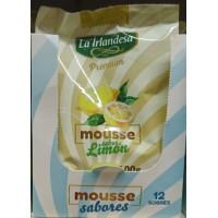 La Irlandesa - Mousse Limón Dessert mit Zitronengeschmack 100g Tüte hergestellt auf Gran Canaria