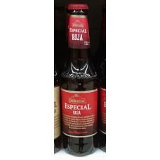 Dorada - Especial Roja Bier - 330ml Flasche 6,5% Vol. hergestellt auf Teneriffa - LAGERWARE