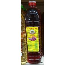 El Bote de Oro - Vinagre de Vino Tinto Rotwein-Essig 6% Säure 1l Flasche von Gran Canaria