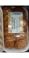 Dulceria Nublo - Galletas de Almendras Mandelkekse 250g hergestellt auf Gran Canaria - LAGERWARE