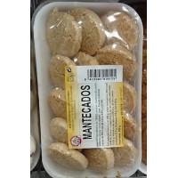 Dulceria Nublo - Mantecados Mandelkekse mit Anis 300g hergestellt auf Gran Canaria