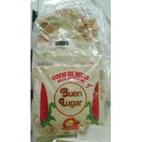 Buen Lugar - Gofio de Millo Argentino Maismehl geröstet 10x25g Tüten hergestellt auf Gran Canaria - LAGERWARE MHD: 19.03.21