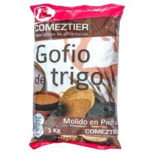 Comeztier - Gofio de Trigo Weizenmehl geröstet 1kg hergestellt auf Teneriffa - LAGERWARE
