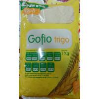 Dino Food - Gofio Trigo Weizen 1 Kg hergestellt auf Teneriffa