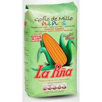 Gofio La Piña - Gofio de Millo Ninos Fuerte 500g hergestellt auf Gran Canaria