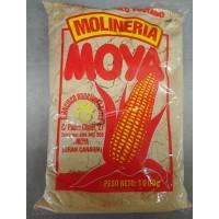 Molineria Moya - Gofio Millo Tostado sin gluten Maismehl glutenfrei 1kg Tüte hergestellt auf Gran Canaria