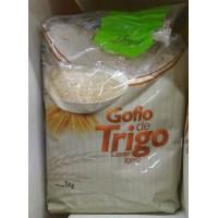 Yugui - Gofio de Trigo tueste ligero Weizenmehl geröstet 1kg hergestellt auf Gran Canaria