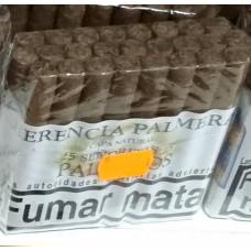 Herencia Palmera - Palmeros 25 Senoritas Capa Natural Zigarren hergestellt auf Gran Canaria