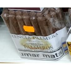 Herencia Palmera - Palmeros 50 Brevas Capa Natural Zigarren hergestellt auf Gran Canaria