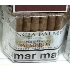 Herencia Palmera - Palmeros 50 Senoritas Capa Natural Zigarren hergestellt auf Gran Canaria