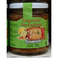 Argodey Fortaleza - Bienmesabe Honig-Mandel-Aufstrich 200g hergestellt auf Teneriffa