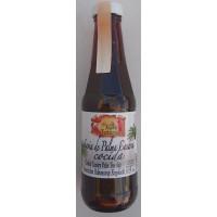 Argodey Fortaleza - Savia de Palma Canaria Miel Palmensirup eingekocht Flasche 410g/305ml hergestellt auf Teneriffa