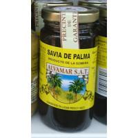 Alvamar S.A.T. - Miel de Palma Palmenhonig Palmensaft Glas 150ml hergestellt auf La Gomera
