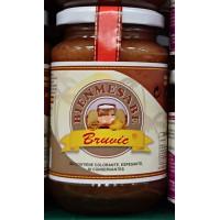 Bruvic - Bienmesabe Honigaufstrich mit Mandeln 450g hergestellt auf La Palma