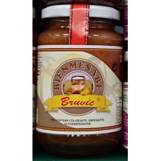 Bruvic - Bienmesabe Honigaufstrich mit Mandeln 450g hergestellt auf La Palma - LAGERWARE