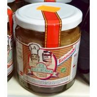 El Isleno - Bienmesabe Honig-Mandel-Aufstrich 250g Glas hergestellt auf Teneriffa