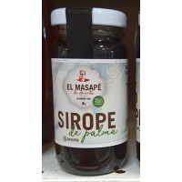 El Masapè - Sirope de Palma Miel de Palma Palmensirup Palmenhonig 100ml Glas hergestellt auf La Gomera