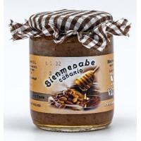 Valsabor - Bienmesabe Honig mit Mandeln 250g hergestellt auf Gran Canaria