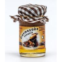 Valsabor - Bienmesabe Honig mit Mandeln 70g hergestellt auf Gran Canaria