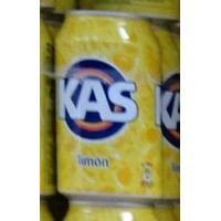 KAS - Orangenlimonade 330ml Dose hergestellt auf Gran Canaria