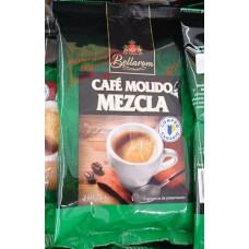 Bellarom - Cafe Molido Mezcla Kaffee gemischt gemahlen 250g Tüte hergestellt auf Gran Canaria