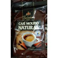 Bellarom - Cafe Molido Tueste Natural Röstkaffee gemahlen 250g Tüte hergestellt auf Gran Canaria - LAGERWARE MHD: 31.12.2020