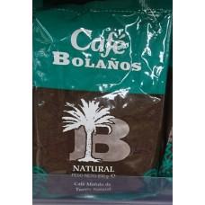 Cafe Bolanos - Cafe Molido de Tueste Natural Kaffee 250g Tüte hergestellt auf Gran Canaria - LAGERWARE